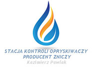 logo stacja kontroli opryskiwaczy